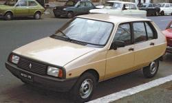 CITROEN VISA green