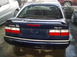 CITROEN XANTIA blue
