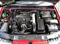 CITROEN XANTIA engine