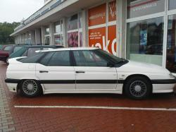 CITROEN XM brown