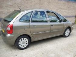 CITROEN XSARA PICASSO brown
