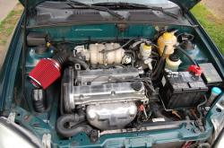 DAEWOO LANOS engine