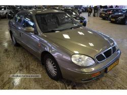 DAEWOO LEGANZA CDX brown