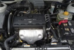 DAEWOO LEGANZA engine