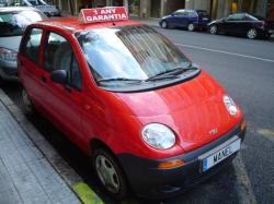 DAEWOO MATIZ 0.8 brown