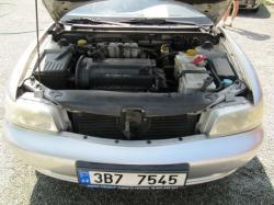 DAEWOO NUBIRA 1.6 SX engine