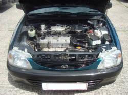 DAIHATSU CHARADE engine