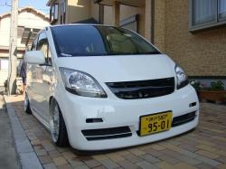 DAIHATSU MOVE RS blue