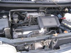 DAIHATSU MOVE engine