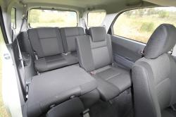 DAIHATSU TERIOS interior