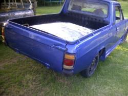 DATSUN 1200 BAKKIE blue