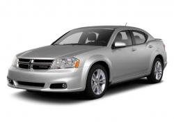 DODGE AVENGER SE brown