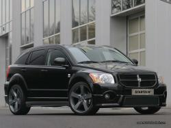 DODGE CALIBER 1.8 black