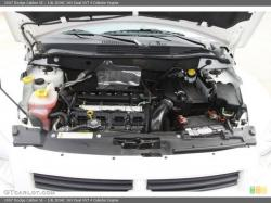 DODGE CALIBER 1.8 engine