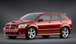 DODGE CALIBER 1.8 red