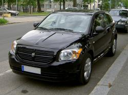 DODGE CALIBER black