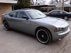 DODGE CHARGER silver