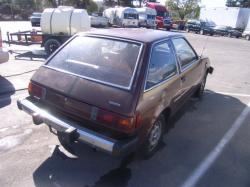 DODGE COLT brown