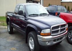 DODGE DAKOTA 3.9 blue