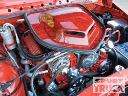 DODGE DAKOTA engine
