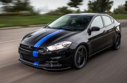 DODGE DART black
