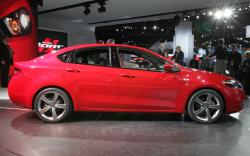 DODGE DART red