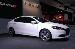 DODGE DART white