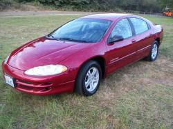 DODGE INTREPID ES red