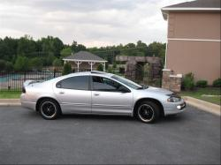 DODGE INTREPID ES silver
