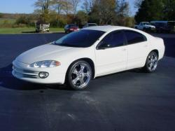 DODGE INTREPID ES white
