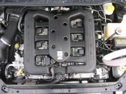DODGE INTREPID engine