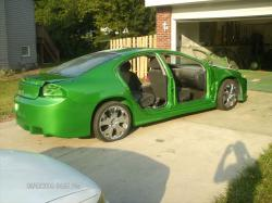 DODGE INTREPID green