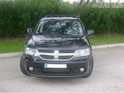 DODGE JOURNEY 2.0 black
