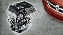 DODGE JOURNEY 2.0 engine