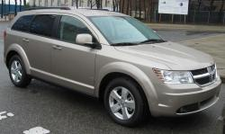 DODGE JOURNEY 2.0 interior