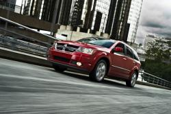 DODGE JOURNEY brown