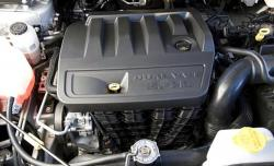 DODGE JOURNEY engine