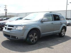 DODGE JOURNEY green