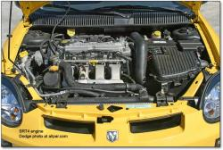 DODGE NEON engine