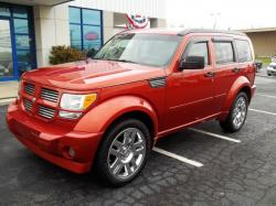 DODGE NITRO 4.0 brown