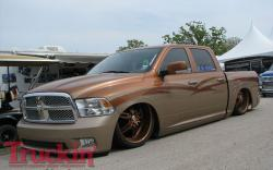 DODGE RAM brown