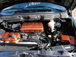 DODGE RAM engine