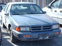 DODGE SPIRIT blue