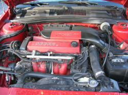 DODGE SPIRIT engine