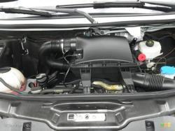 DODGE SPRINTER VAN engine