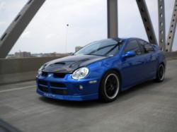 DODGE SRT-4 blue