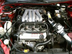DODGE STRATUS COUPE engine