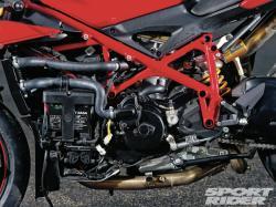 DUCATI 1198 engine