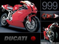 DUCATI 999 white