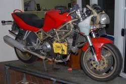DUCATI ST2 engine